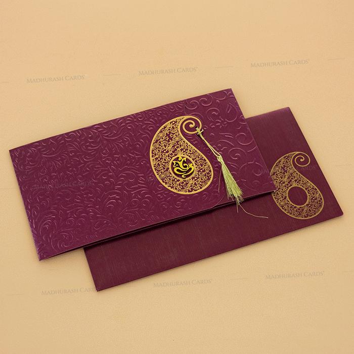 test Hindu Wedding Cards - HWC-14111