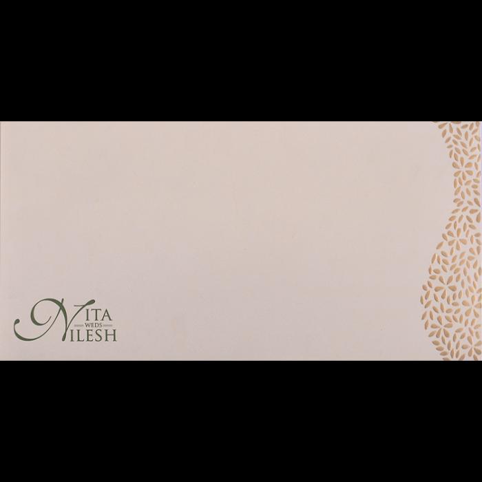 Sikh Wedding Cards - SWC-4091S - 4