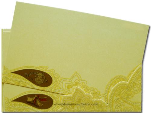 Sikh Wedding Cards - SWC-3305S - 4
