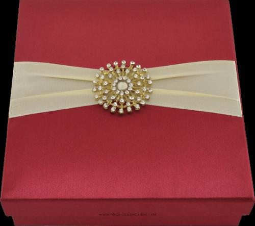 test Luxury Wedding Cards - LWC-105R