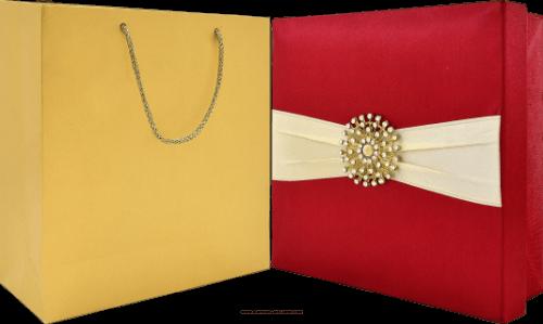 Luxury Wedding Cards - LWC-105R - 3