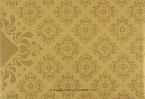 Custom Wedding Cards - CZC-9034BG - 3