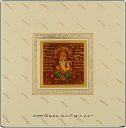 Hindu Wedding Cards - HWC-14169