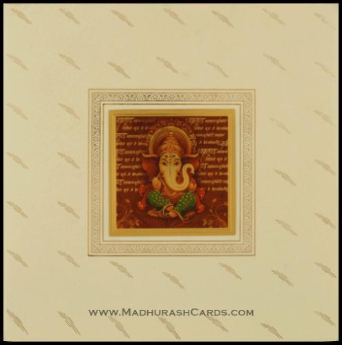 Hindu Wedding Cards - HWC-14169