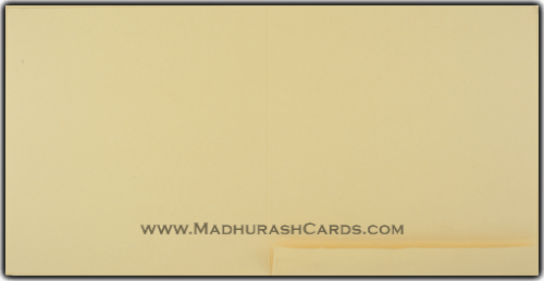 Hindu Wedding Cards - HWC-14169 - 4