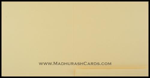 Hindu Wedding Cards - HWC-14169 - 4