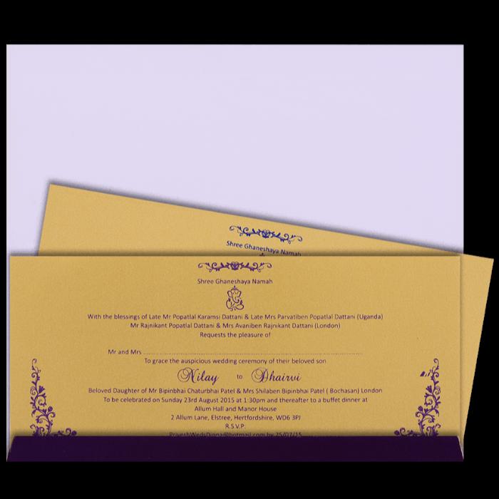 Multi-faith Invitations - MFI-14182 - 3