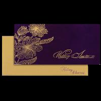 Designer Wedding Cards - DWC-14182