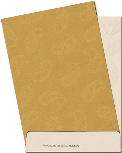 Sikh Wedding Cards - SWC-9021BGS - 4