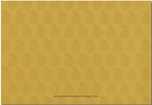 Sikh Wedding Cards - SWC-9022PGS - 3