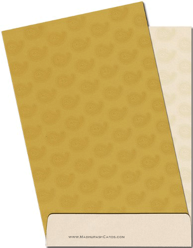 Sikh Wedding Cards - SWC-9022PGS - 4