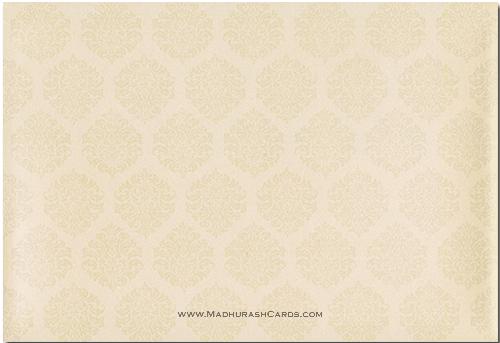 Sikh Wedding Cards - SWC-9024RCS - 3