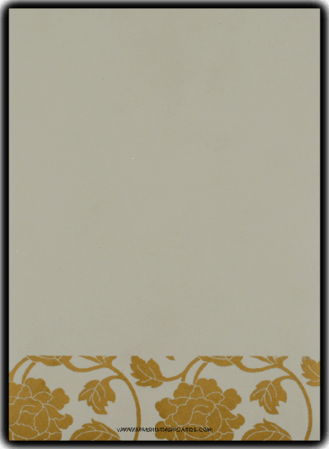 Sikh Wedding Cards - SWC-9048RWS - 3