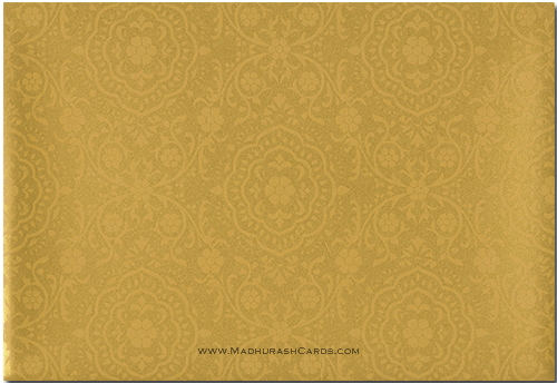Sikh Wedding Cards - SWC-9023PGS - 3