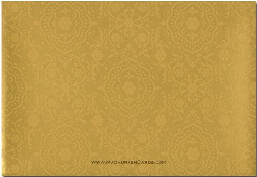 Sikh Wedding Cards - SWC-9023PGS - 3