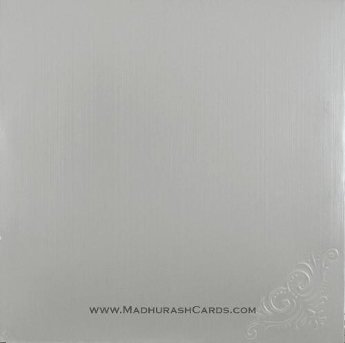 Designer Wedding Cards - DWC-14190 - 3