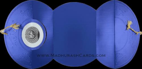 Designer Wedding Cards - DWC-14190 - 4
