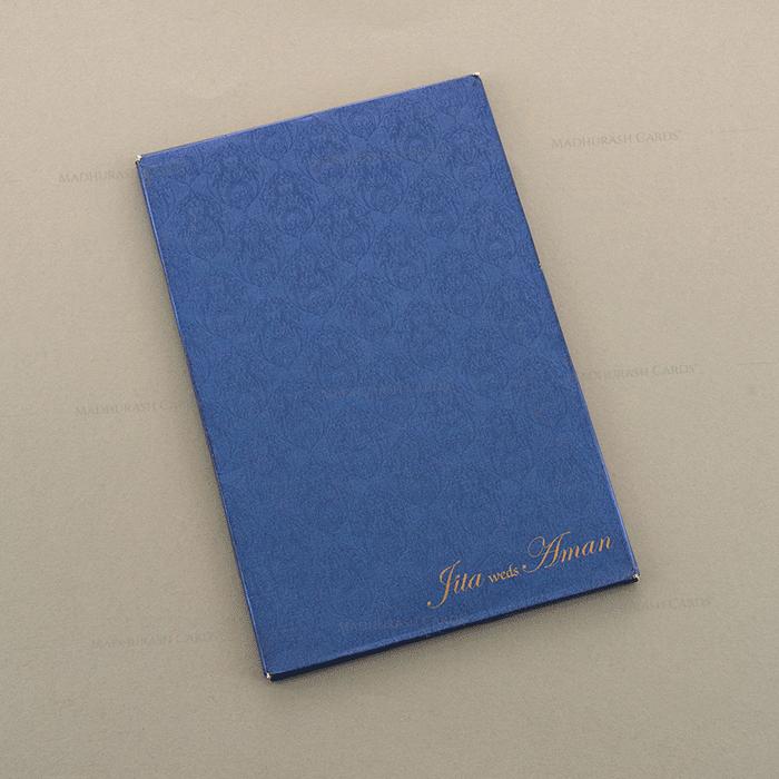 Fabric Wedding Cards - FWI-7013 - 3