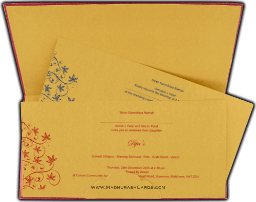 Thread Ceremony Invites - TCI-14107 - 4
