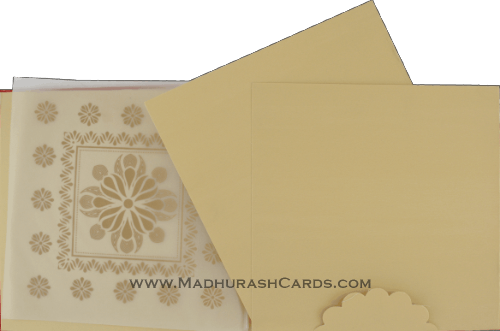 Fabric Invitations - FWI-14032S - 4