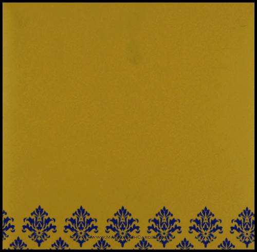 Custom Wedding Cards - CZC-9039BG - 3