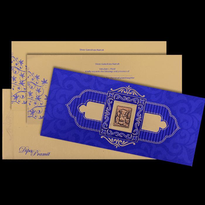 Thread Ceremony Invites - TCI-7503 - 5