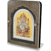 Corporate Gifts - CG-13_Car stand Ganesh