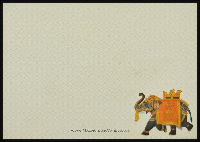 Hindu Wedding Cards - HWC-15065 - 3