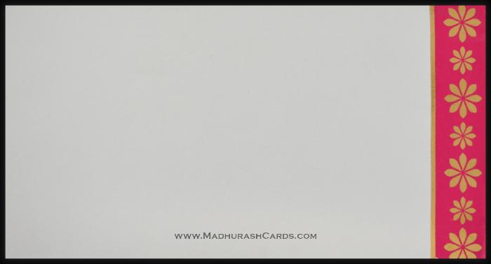 Muslim Wedding Cards - MWC-15159 - 4
