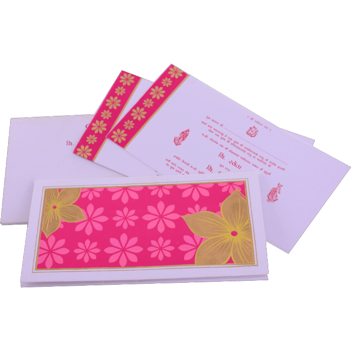 Muslim Wedding Cards - MWC-15159 - 5