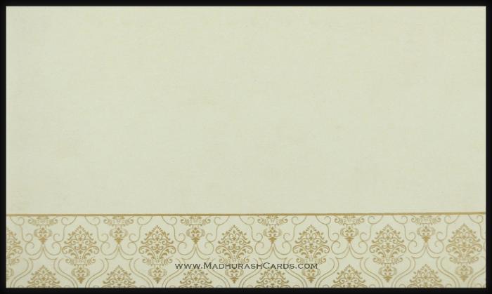 Muslim Wedding Invitations - MWC-15064 - 3