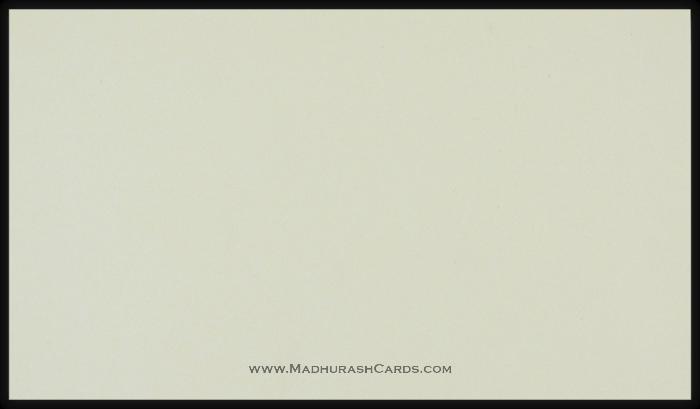 Bar & Bat-Mitzvah Invitations - BBMC-15064 - 4