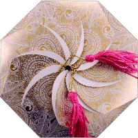Thread Ceremony Invites - TCI-7311