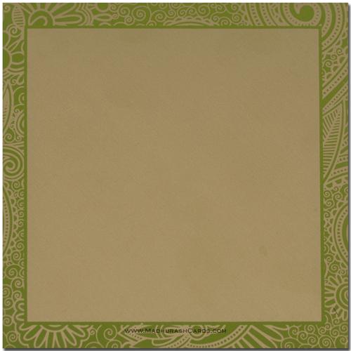 Custom Wedding Cards - CZC-7312 - 3