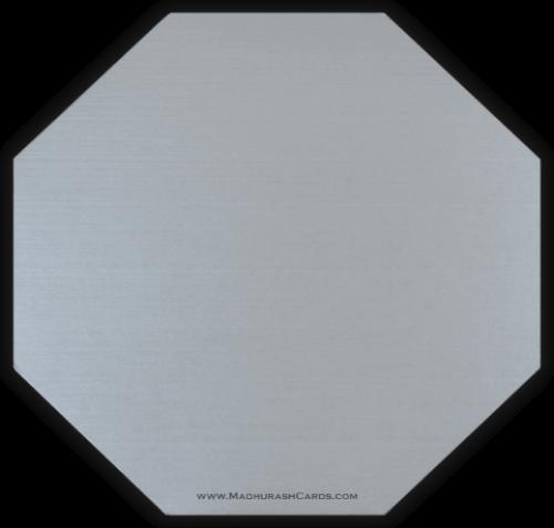 Muslim Wedding Cards - MWC-7314 - 5