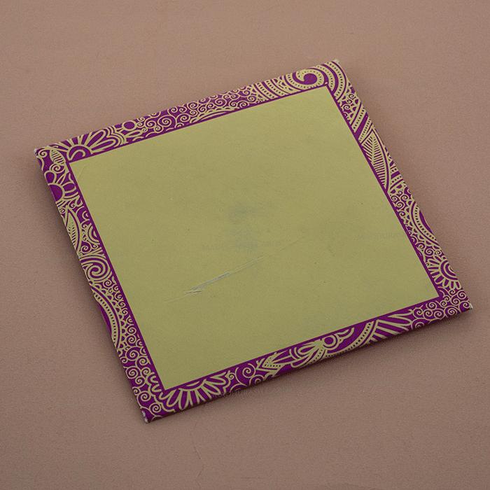 Muslim Wedding Cards - MWC-7315 - 3