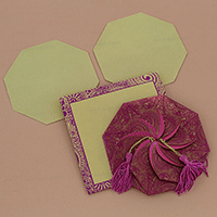Designer Wedding Cards - DWC-7315