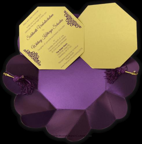 Bridal Shower Invitations - BSI-7317 - 4