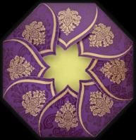Sikh Wedding Cards - SWC-9081VG