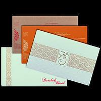 Hard Bound Wedding Cards - HBC-15094
