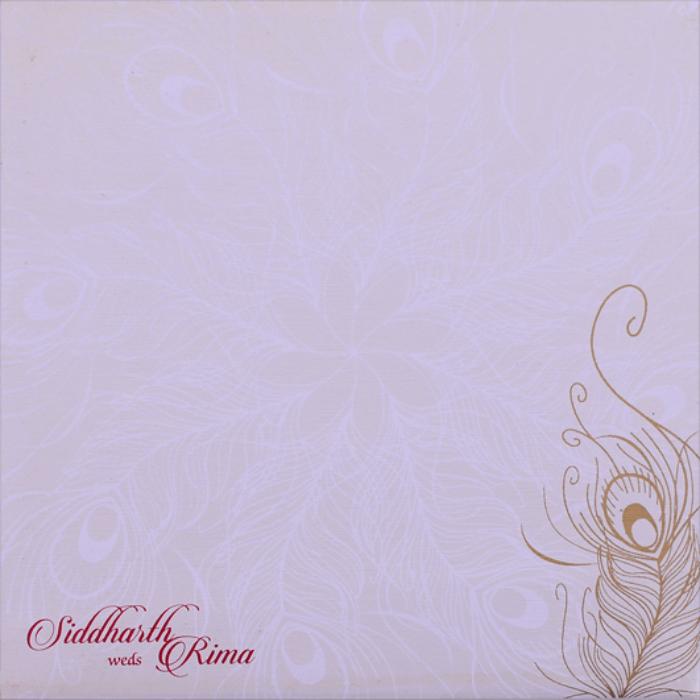 Hindu Wedding Cards - HWC-15268 - 4