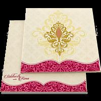 Muslim Wedding Cards - MWC-15152