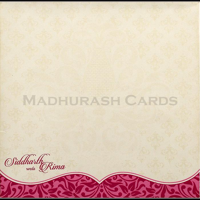Christian Wedding Cards - CWI-15152 - 3