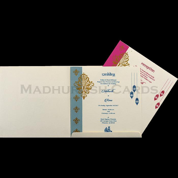 Christian Wedding Cards - CWI-15152 - 4