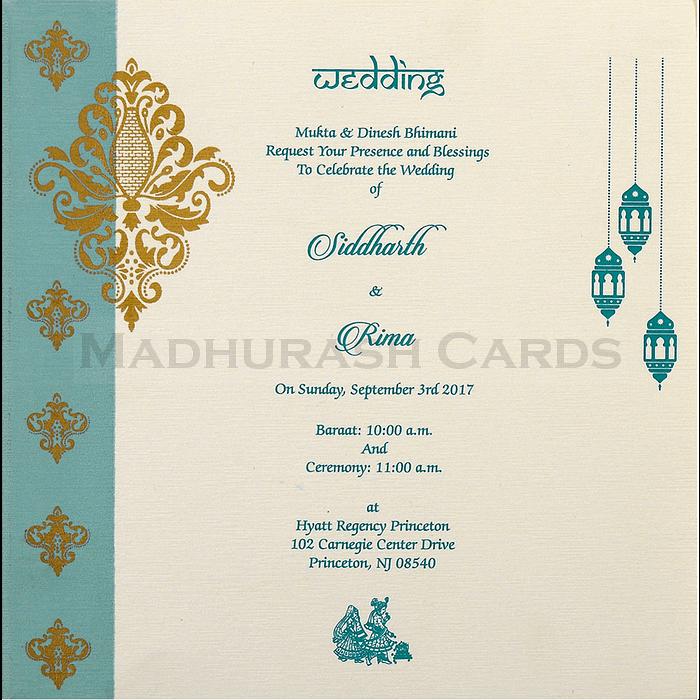 Multi-faith Invitations - NWC-15152 - 5
