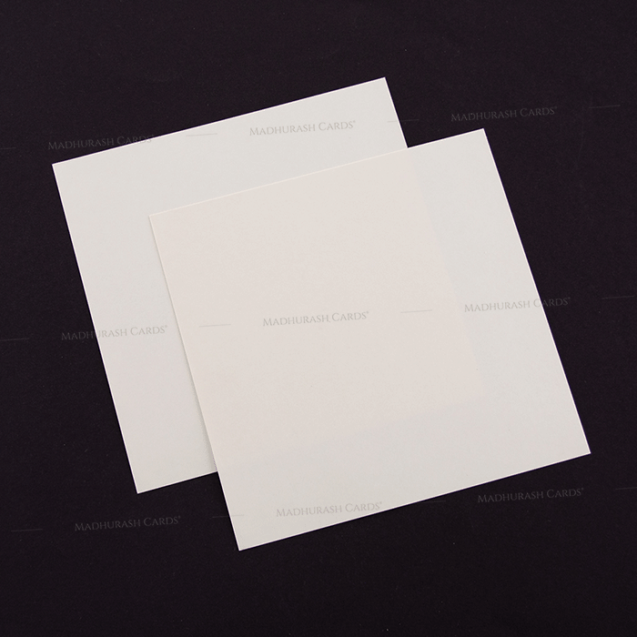 Designer Wedding Cards - DWC-15219 - 4