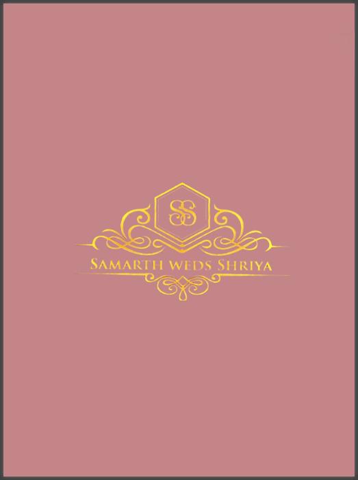 Customized Wedding Invitations - CZC-8801LP
