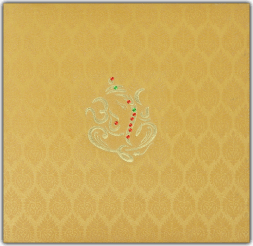 Hindu Wedding Cards - HWC-15114