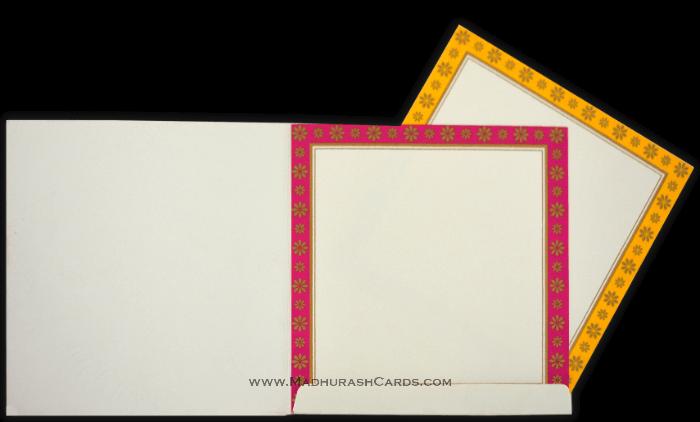 Muslim Wedding Cards - MWC-15160 - 4