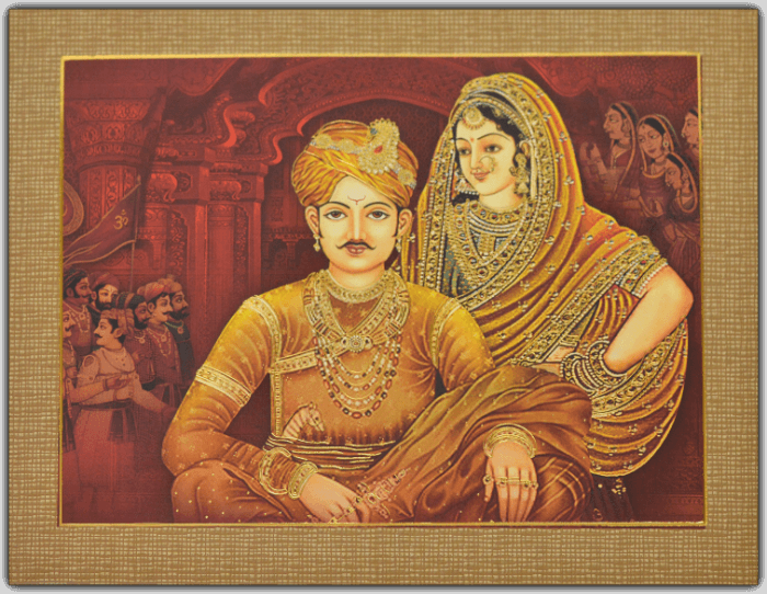 Hindu Wedding Invitations - HWC-15046